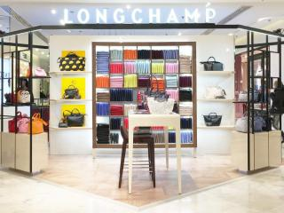 Pop-up Maison LONCHAMP in den Printemps Paris