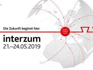Participation at the INTERZUM exhibition